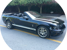 mustang - Auto Repair & Service - tires, oil change, engines, mufflers, and brakes services - ase certified | Murfreesboro, TN